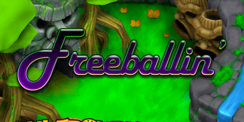 IUGO Previews Zany Pinball Game, Freeballin'