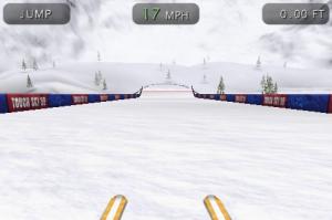 touch ski 3d jump