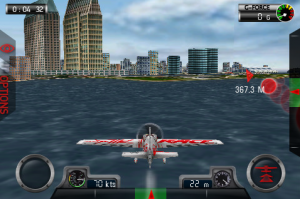 red bull air racing lite screen
