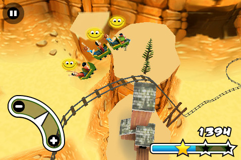 3d_rollercoaster_rush screen