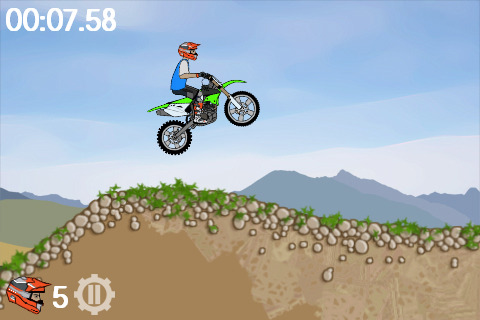 Bike X Game various physics bike games