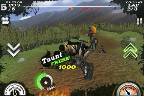dirt_moto_racing screen