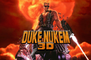 Duke 3D screen