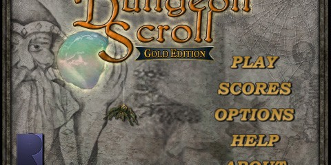 'Dungeon Scroll' - A Strangely Fun Cross-Genre Role Playing Word Game