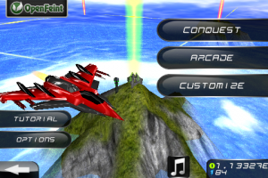 above & beyond air combat screen