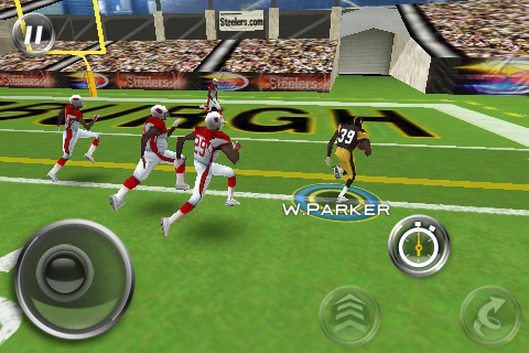 Madden iPhone 1