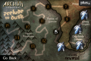 archon conquest map