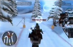 snowmoto screen