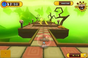 super monkey ball screen
