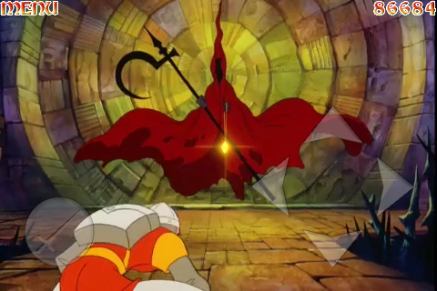 39Dragon's Lair' Coming to iPhone Published by EA