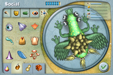 Spore Creatures_ iPhone 1