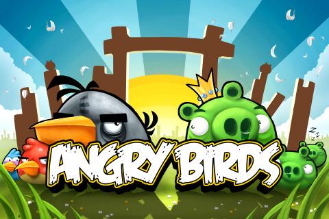Angry birds a physics based 2d puzzler for fans of boom blox