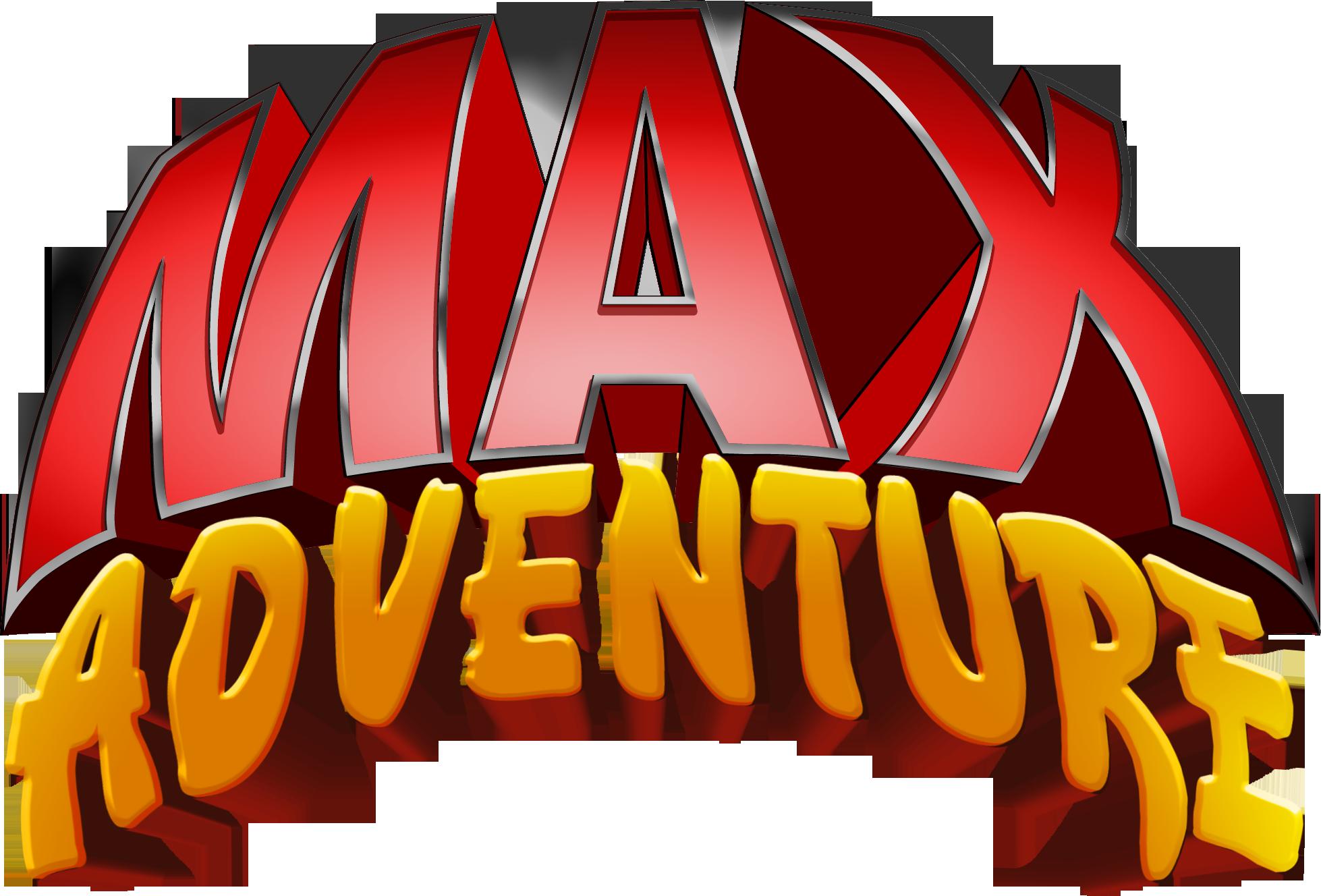 affiche Max Adventures