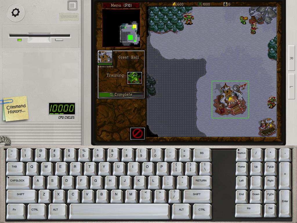 Warcraft 2 No Cd Dosbox