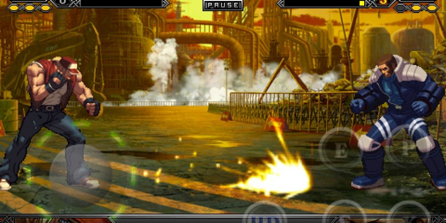 'The King of Fighters-i' Review - A New King of iOS Fighters is Crowned