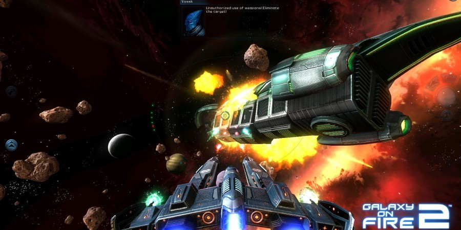 'Galaxy on Fire 2 Full HD' Coming Soon to Mac and iPad 2
