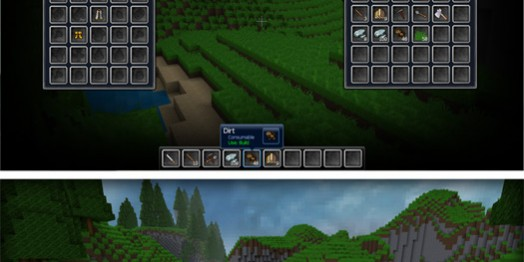 Digital Concepts Bringing 'Minecraft'-alike and 'Starfall' Sequel