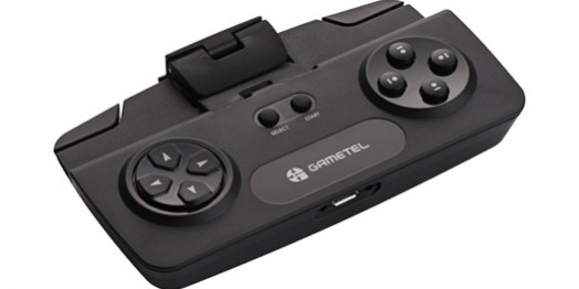 Controller Update: The New Gametel Controller, iControlPad Analog Stick Support