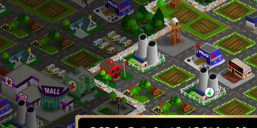 'Rebuild' for iPad 2 Review - A Zombie Game That Rises Above The Rest