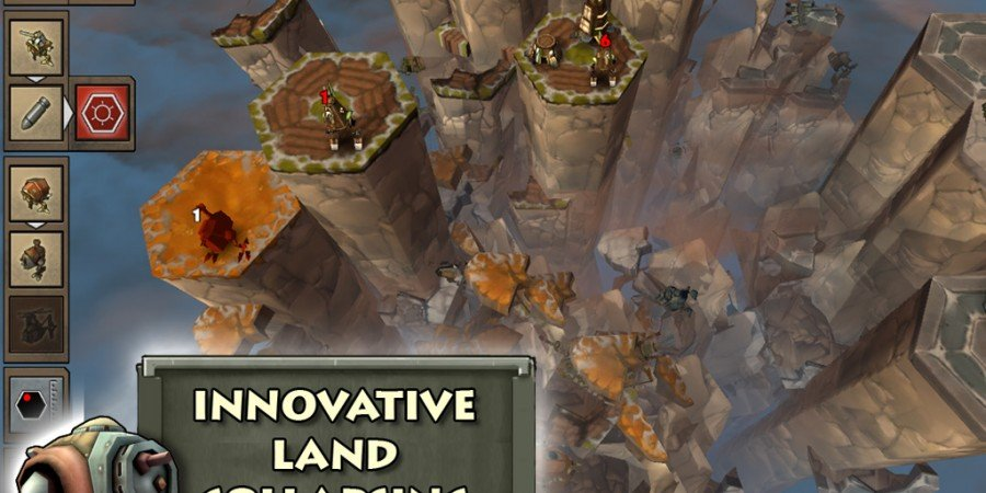 'Greed Corp HD' for iPad Review - Scorched Earth is Profitable in this Strategy Board Game