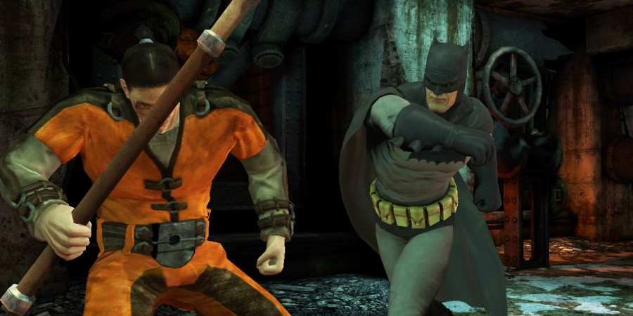 'Batman Arkham City Lockdown' Review - The Dark Knight Tries His Hand at 'Infinity Blade'