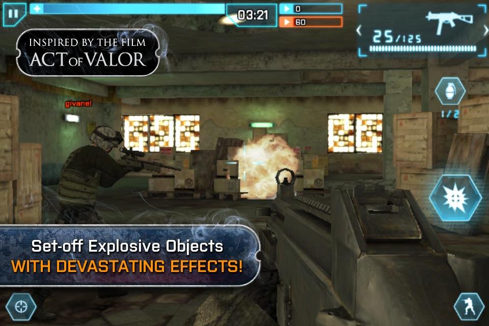 Скачать Battlefield 3 Aftershock v1.0.0 Electronic Arts .ipa/iPhone