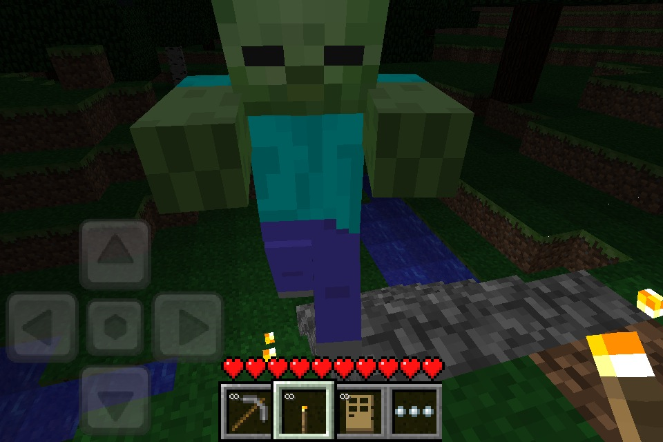 minecraft pocket edition demo download free