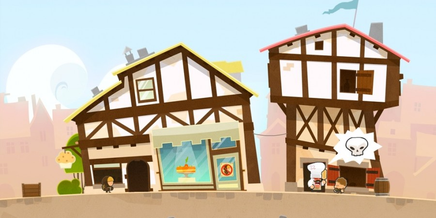 GDC 2012: 'Tiny Thief' Impresses