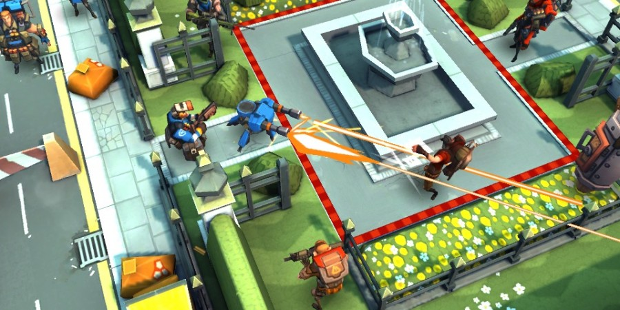 Splash Damage Creates In-House iOS Publisher, Announces Turn-Based Strategy Game 'RAD Soldiers'