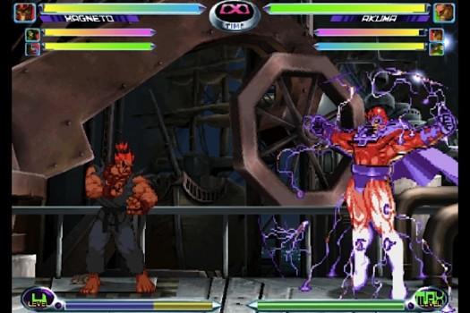 mvc24-525x350 Marvel vs. Capcom 2 chega para iPhone na próxima semana