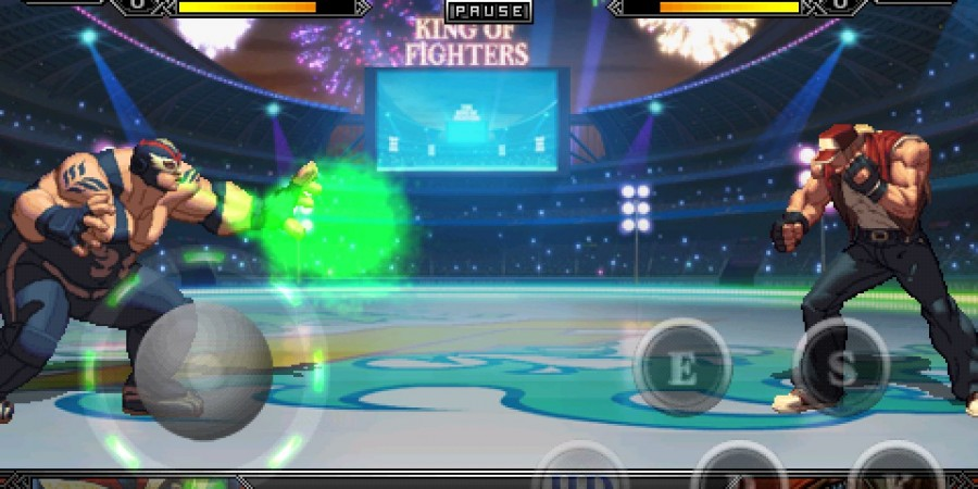 'The King of Fighters-i 2012' Review - One of the Best iOS Fighters, Now with New Characters and Online Play