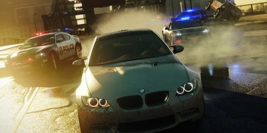 E3: EA Announces 'Need For Speed: Most Wanted' For iOS