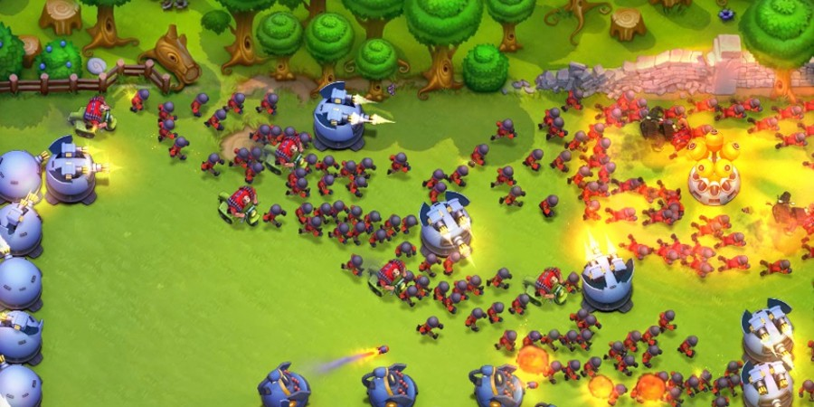 'Fieldrunners 2' Review - The iOS Tower Defense Classic is Back in a Big Way