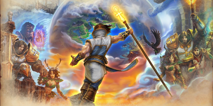 A Cross Platform Free to Play Online 'Ultima' Game is in the Works?!
