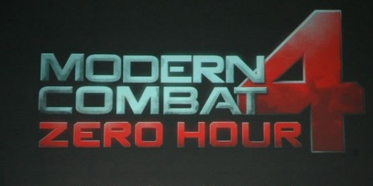'Modern Combat 4: Zero Hour' Revealed via 'Leak'