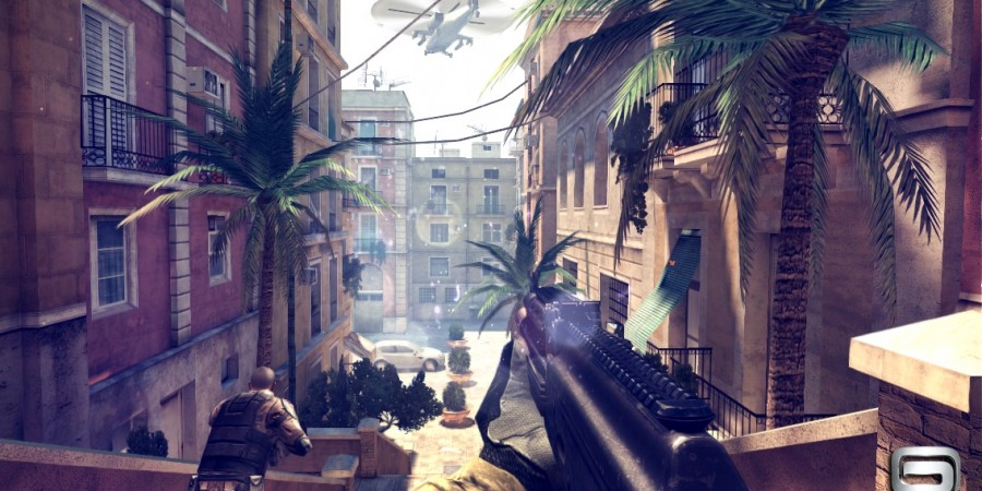 'Modern Combat 4' Will Support iPhone 5, Also It'll Be a Paid App