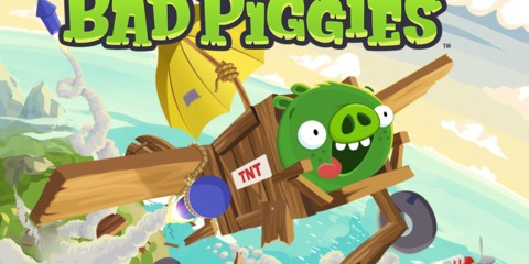 Best iOS Games - September 2012: 'Bad Piggies', 'Super Monsters Ate My Condo', 'God of Blades' and More