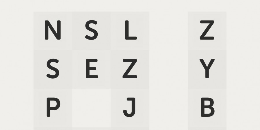 'Letterpress - Word Game' Review - Simple And Awesome