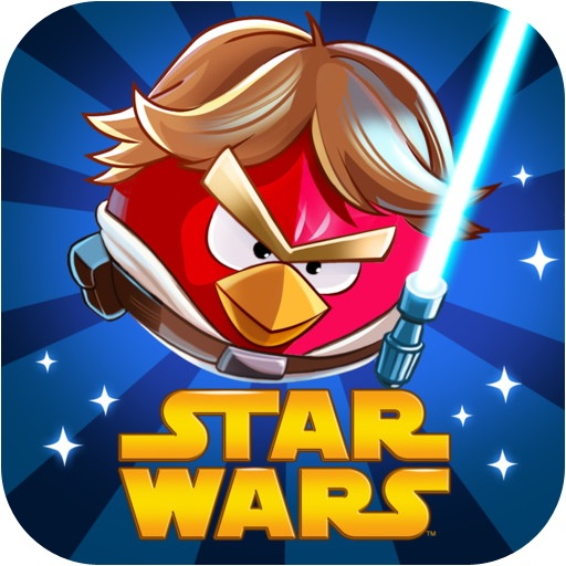 Angry birds star wars is now available worldwide