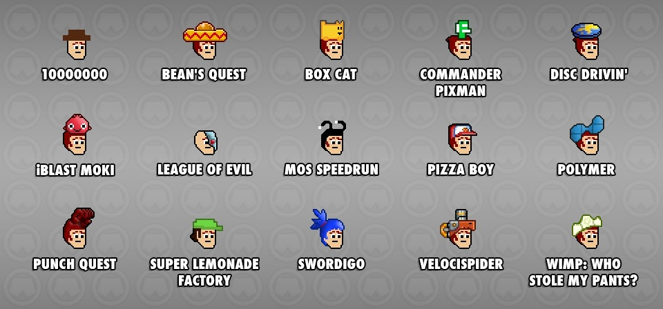 ' Updated with 15 New Disguises, All Nods to Various Indie iOS Games