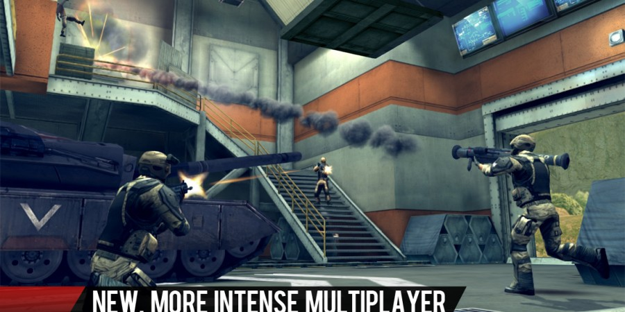 'Modern Combat 4: Zero Hour' Multiplayer Review - Still the Gold Standard for iOS Multiplayer