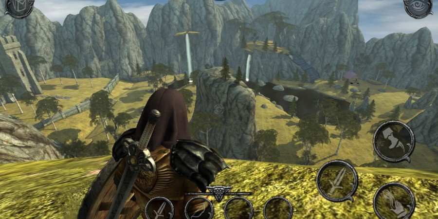 'Ravensword: Shadowlands' Review - A New Benchmark in iOS Open-world Gaming