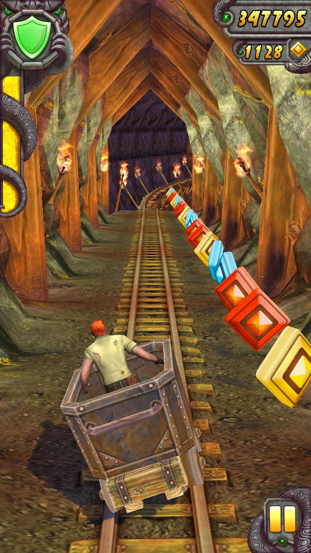 The Original Temple Run Was