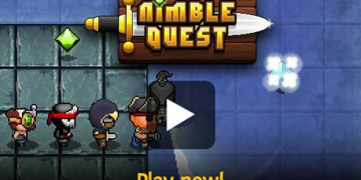 Play 'Nimble Quest' All Weekend With Our Exclusive Web Preview