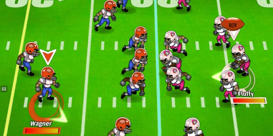 GDC 2013: Hands-On With 'Football Heroes,' An Awesome Throwback Football Game