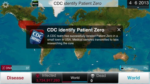 CDC narrative
