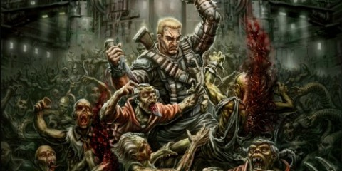 A Digital Version of Games Workshop Classic 'Chainsaw Warrior' Announced For Mobile