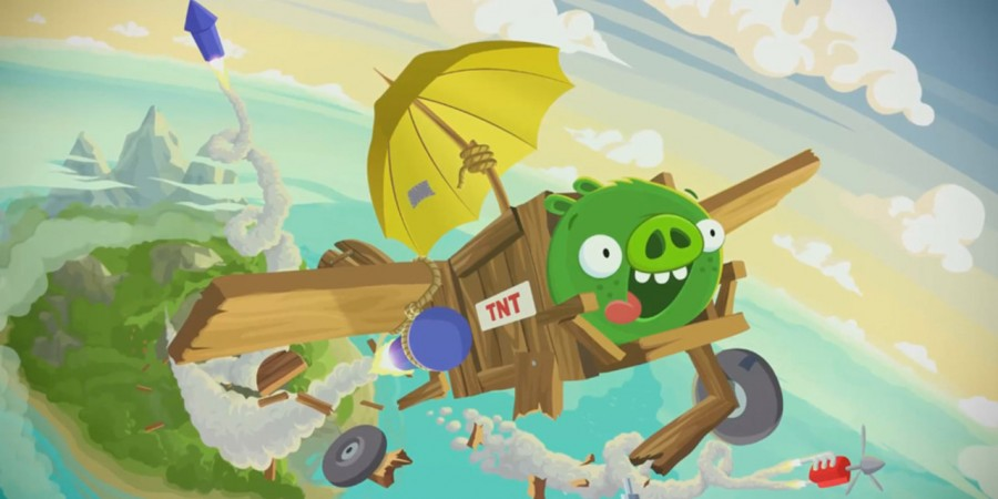 'Bad Piggies' Goes Free In App Of The Week Promotion