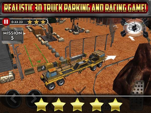 Trucker desert 01