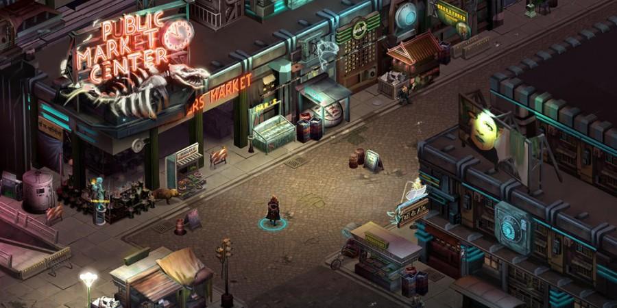 'Shadowrun Returns' Review - A Kickstarter-Fueled Cyberpunk Classic